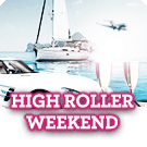 High Roller weekend hos Vinnarum – 1500kr + 100 free spins