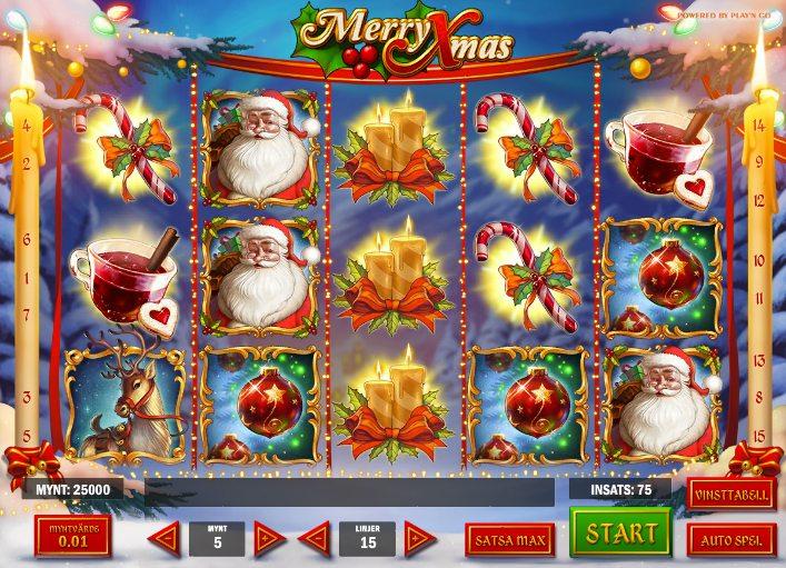 Merry Xmas - Rizk Casino
