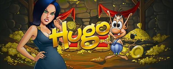 Spela Hugo spelautomat