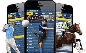 Många sporter för mobilbet