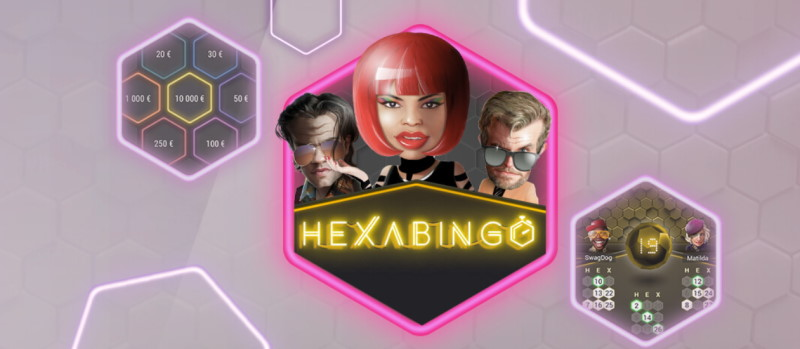 Mängder med nyheter hos Maria Casino för bingofanatikern