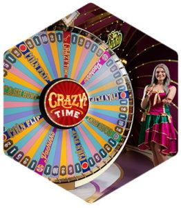 crazy time live spel